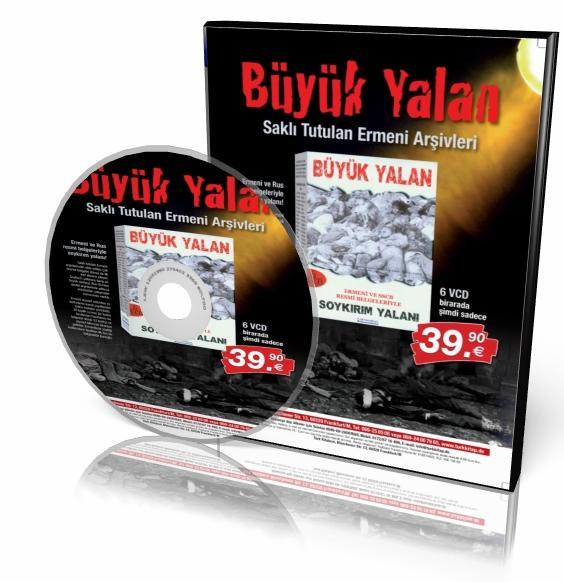 Büyük Yalan Soykırım Yalanı Belgesel DVDRip XviD
