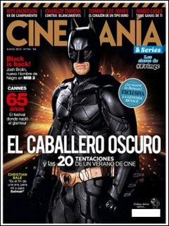 Descargar Revista Cinemania Nº 201 Junio 2012 PDF Digital