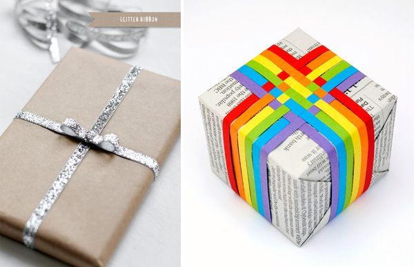 Hey look pretty packaging ideas - Faire paquet cadeau original ...