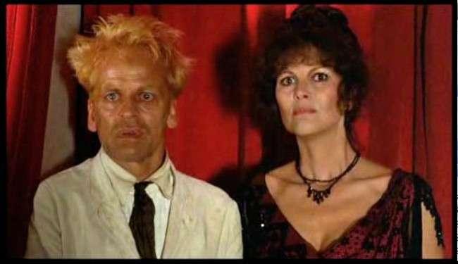 Francomac™: Claudia Cardinale 1982-Fitzcarraldo