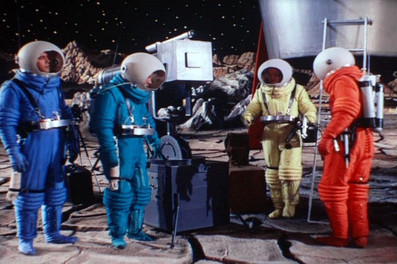 50s space suits - photo #46